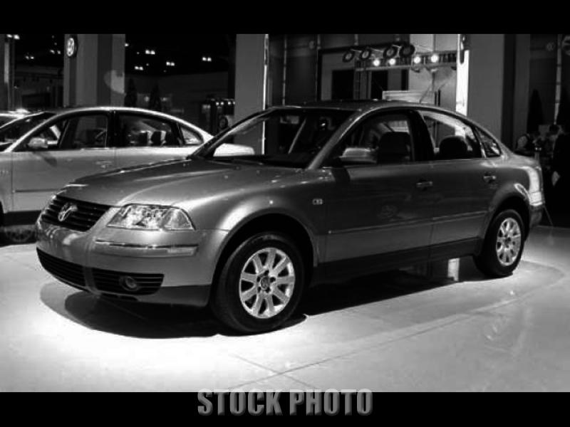 Used 2002 OTD Passat $5000 OUT THE DOOR 4dr Sdn GLS Auto