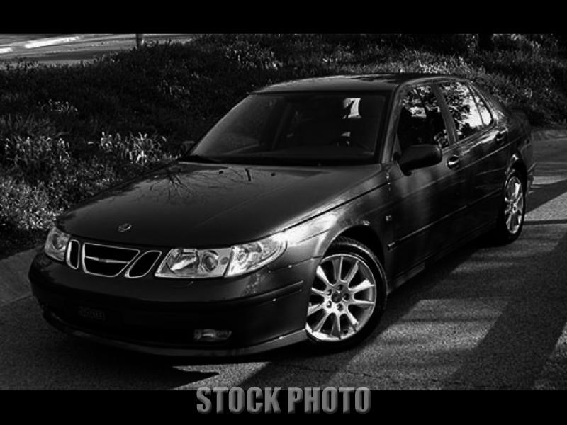 2002 Saab 9-5 Arc Sedan 4-Door 3.0L
