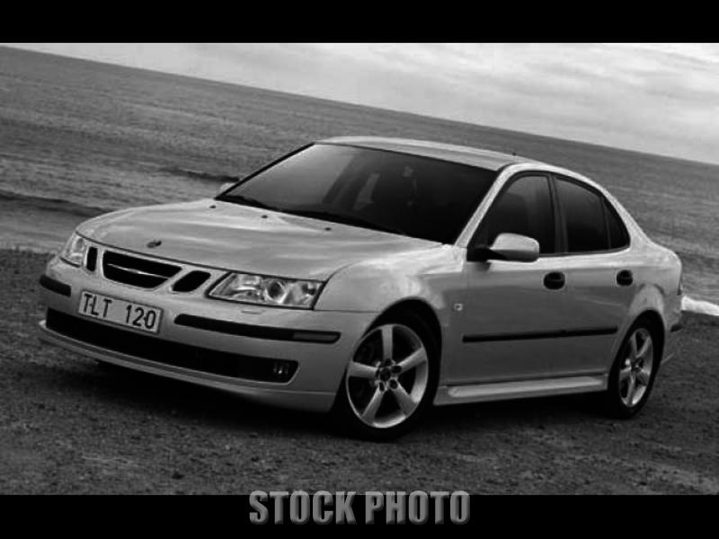 Saab 9-3 Linear 4 dr Sedan Automatic Gasoline 2.0L L4 FI DOHC Turbo RED