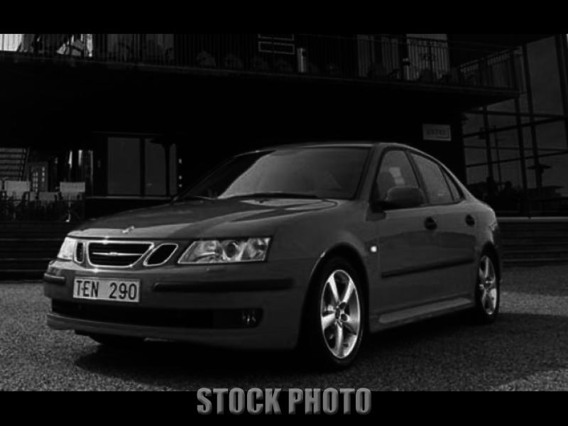Saab 9-3 Arc 4 dr Sedan Automatic Gasoline 2.0L L4 FI Turbo Gray