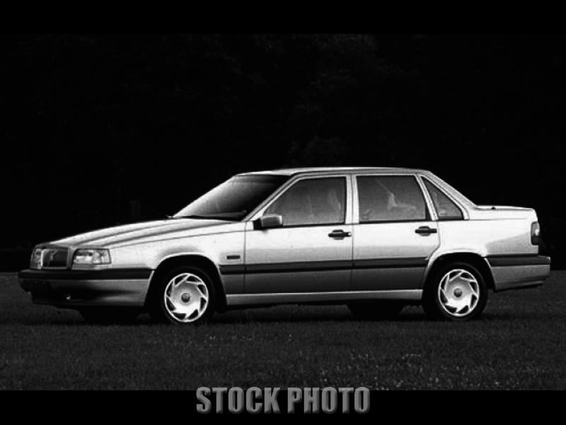 Used 1996 Volvo 850 Turbo Sedan 4D