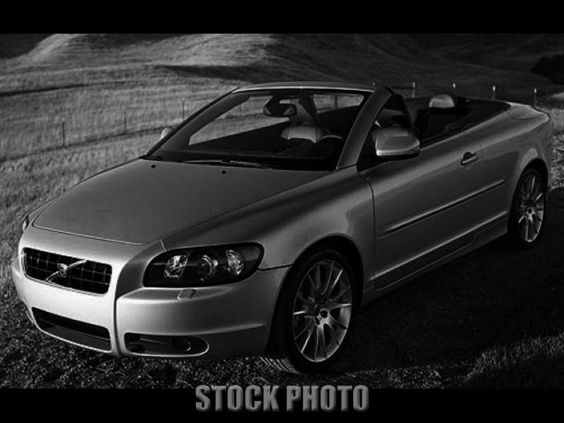 Volvo C70 T5 Low Miles 2 dr Convertible Gasoline 2.5L L5 PFI Turbo GRAY