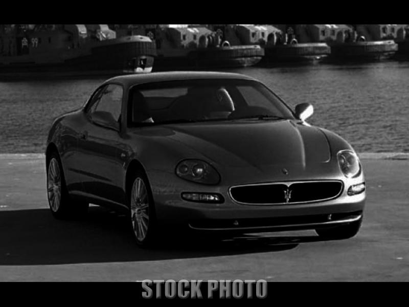 Used 2002 Maserati Coupe GT