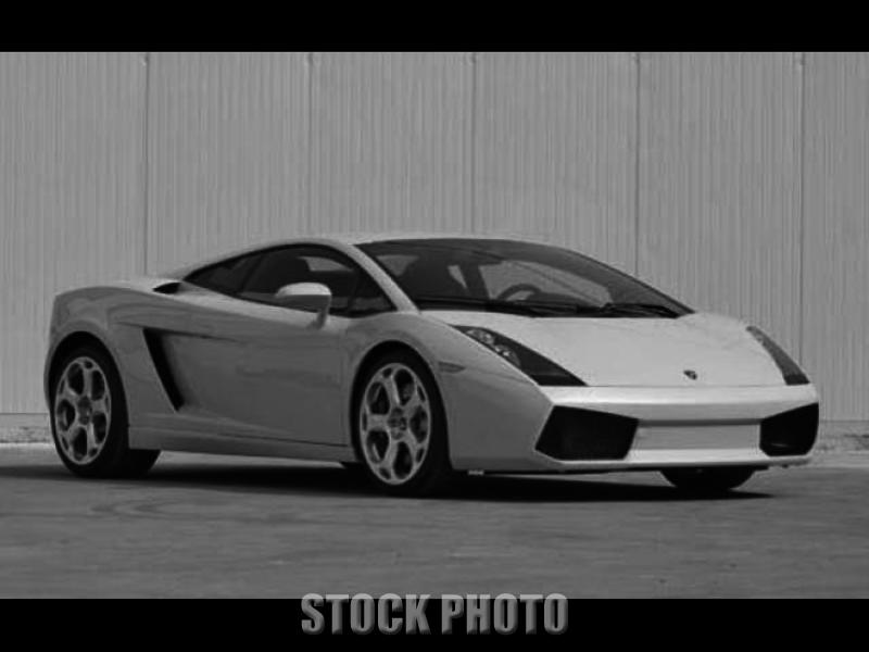 Used 2004 Lamborghini Gallardo Coupe
